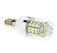 Bombillas LED de Mazorca T E14 7W 60 SMD 2835 550-680 LM Blanco Fresco AC 100-240 V