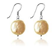 Lureme®Natural Pearl Earrings
