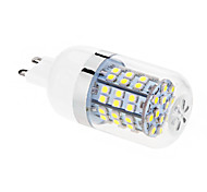 G9 7 W 60 SMD 2835 550-680 LM Cool White Corn Bulbs AC 220-240 V