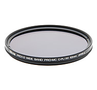 Nicna PRO1-D Digital Filter Wide Band Slim Pro Multicoated C-PL (62mm)