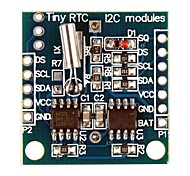 Brand new DS1307 I2C RTC DS1307 24C32 Real Time Clock Module for (For Arduino)