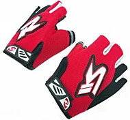 Half Finger Gloves 3D Design For Cycling Bicycle Motorcycle