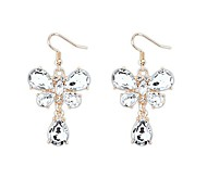 European and American Fashion New Butterfly Earrings