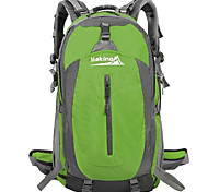 MAKINO 45L Waterproof Nylon Outdoor Backpack with Raincover