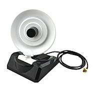 COMFAST® CF2410P 802.11n/g/b SMA WiFi Extenders Wireless Adapter Network LAN Card Stick Radar