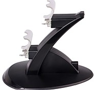 Controller Charging Stand Compatible for PS4 - Black