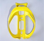 Gaiola garrafa NT-BC2007 Ciclismo 3K Weave da fibra do carbono no amarelo