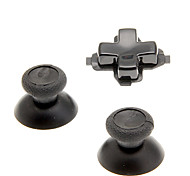2 PCS Mushroom Caps and 1 PC Cross Key for XBOX ONE