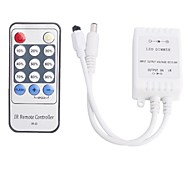 Smart IR-D DC 12V Single Channel 6A IR Dimmer Controller - White (1 x CR2025)