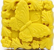 Formado mariposa Bake Mold, W8cm x L8cm x H3.3cm