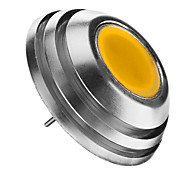 2W G4 LED Kugelbirnen 1pcs COB 160lm lm Warmes Weiß Dekorativ DC 12 V