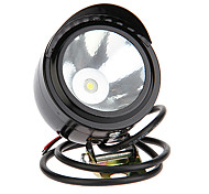 Motorcycle Headlight/Auxiliary Light - 3 W