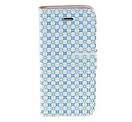 Kinston Alignment Beautiful Case Pattern PU Leather Case For iPhone 7 7 Plus 6s 6 Plus SE 5s 5c 5 4s 4