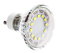 Spot Blanc Froid GU10 1 W 12 SMD 2835 120-140 LM AC 100-240 V