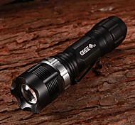 NF-X8455 Flood-a-lance Zooming CREE Q3 WC 3-Mode 160Lumen Lanterna com Clip (1xAA/1x14500)
