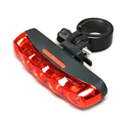 MOON 5 LED Red Bicycle Tail Light