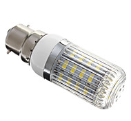 B22 LED Corn Lights 36 SMD 5730 350 lm Cool White Dimmable AC 220-240 V