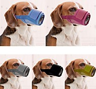Adjustable Nylon Dog Muzzle for Pets Dogs