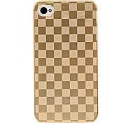 Cuadrícula nuevo caso para el iPhone 4/4S