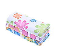 Printed Cotton Towels Set