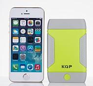 5000mAh KQP hoher Kapazität Universalenergienbank externe Batterie für iPhone / Samsung / Handys / Mobilgeräte