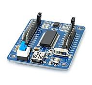 DIY  D1201  EZ-USB FX2LP CY7C68013A USB Development Board