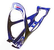 Bike Water Bottle Cage Cycling/Bike Dark Blue Full Carbon / Carbon Fiber