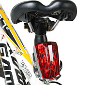 Bike Light Bike Lights / Rear Bike Light LED / Laser Lumens Battery Red Cycling/Bike-MOON