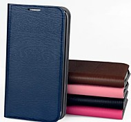 New Design Wood Grain PU Leather Case for Samsung Galaxy S2 i9100 (Assorted Colors)