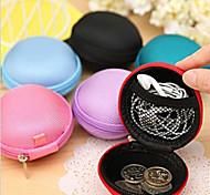 bolsa mudança sólida design da bola de cor (cor aleatória)