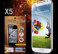 Protective HD Screen Protector for Samsung Galaxy S2 I9100(5PCS)