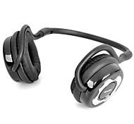 BSH10 2.4GHz Bluetooth V3.0 Handsfree Stereo Headset - Black