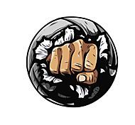 Fist Pattern Decorative Car Sticker