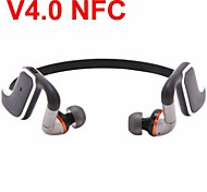 Headphone Bluetooth V4.0 Neckband Sports Stereo with Microphone for iPhone 6/iPhone 6 Plus