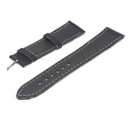 17mm Women's Vintage PU Leather Watch Band (Assorted Colors)