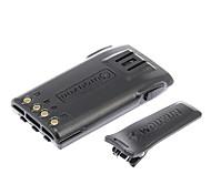 Wounxun Walkie Talkie Battery Case - Schwarz
