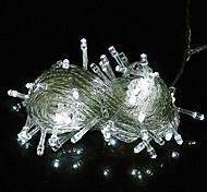 100 10m LED Branco Cordas Luz Decoração para casamento festa de Natal (220V)