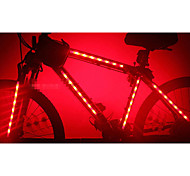 Bike Light , Bike Glow Lights / Bike Lights - 3 Mode Lumens AAA Battery Cycling/Bike Multicolor Bike Others