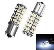 Merdia 1156 5W 68x1210SMD LED White Light Brake / Backup / Steering Light (pair/12v)