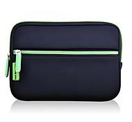Case Solid colore verde neoprene Anti-Shock per 7'' Tablet