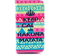 Personalized Gift Signature Keep Calm Style Full Body Case for iPhone 4/4S