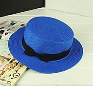 Women Straw Bowler/Cloche Hat , Casual Summer