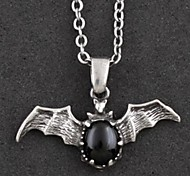 Fashion Punk Vampire Bat Pendant Necklace