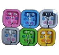 3.5mm In-Ear Earphone for Tablet/Media Player(Assorted Color)