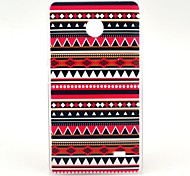 Футляр Племенной Pattern ковров для Nokia X