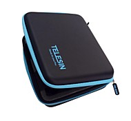 Gopro Accessories Bags/Case For All Gopro PU Leather / Nylon Black / Blue