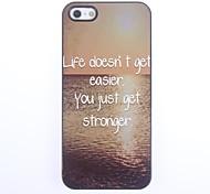 Unique BATMAN Design Aluminium Hard Case for iPhone 5/5S Get Stronger Design Aluminium Hard Case for iPhone 5/5S