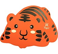 Qianjiatian® Tiger Zodiac Durable Mouse Pad