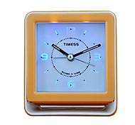 Timess ™ Light Blue acordes Música REPOSO Mute Alarm Clock