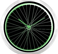 nc0917 Bicycle Shop Man Room Sport Neon Sign LED Wall Clock
